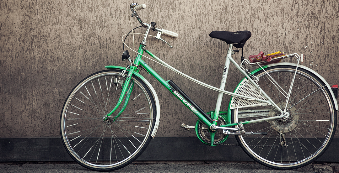 Cobi Bicycle –Bike your way to a zero waste future!