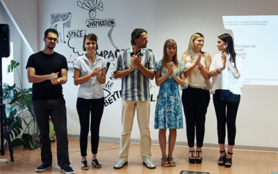 8 startups in the final stage of Impact Startup Factory